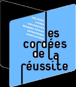 Logo Cordées de la réussite